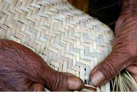 Cooperativa de mujeres cesteras Qom Onolec Lagaraiq (una sola palma) - Miraflores Chaco